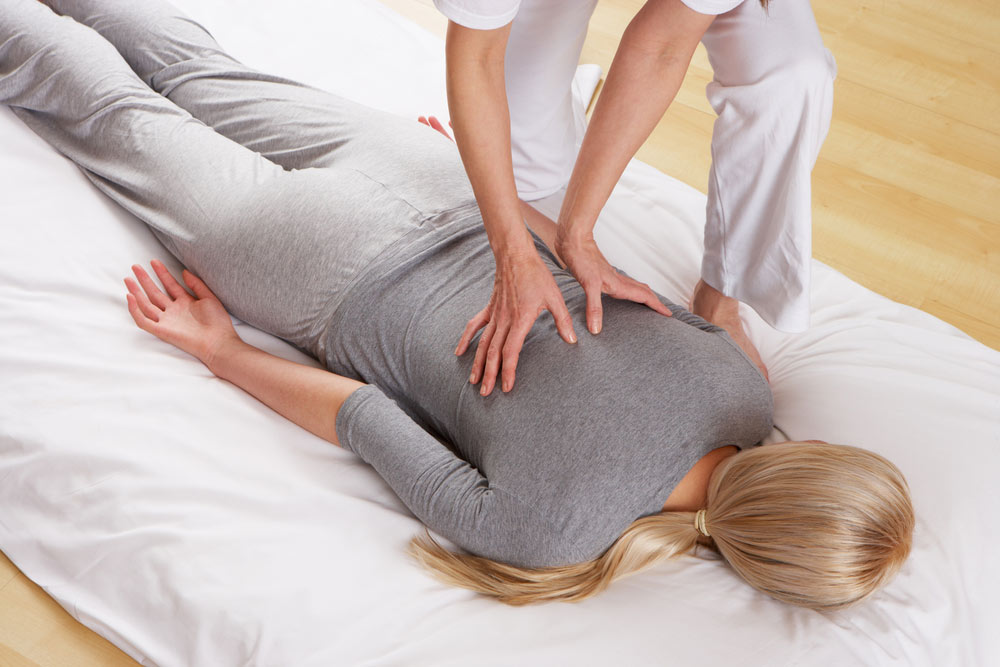 Shiatsu Massage Hamburg