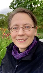 Portrait von Anja Engelke Heilpraktikerin